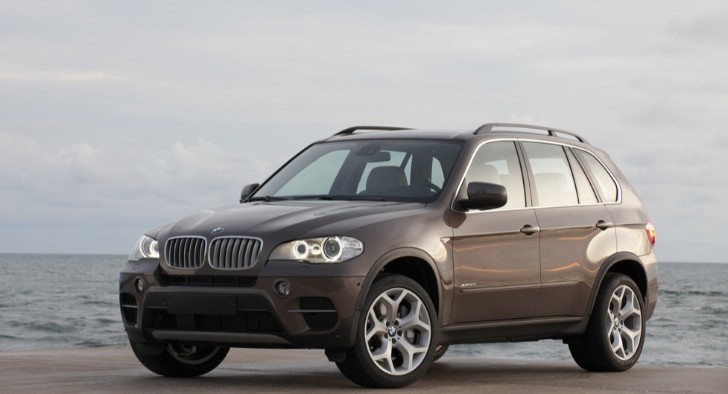 BMW Recalling X5 SUVs Over Fuel Filter Heater