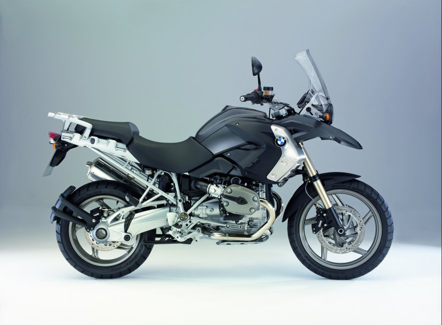 BMW Recalls 2006-2008 R1200 GS - autoevolution