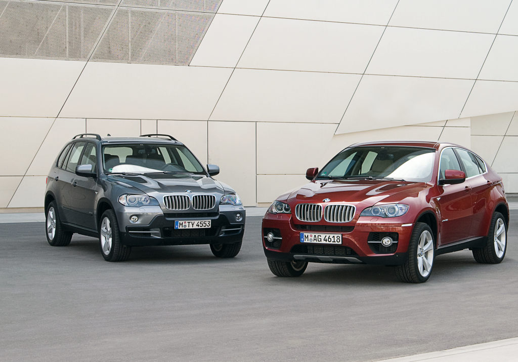 Bmw Recalls 2009 X5 X6 And R1200 Rt Bike In The Us