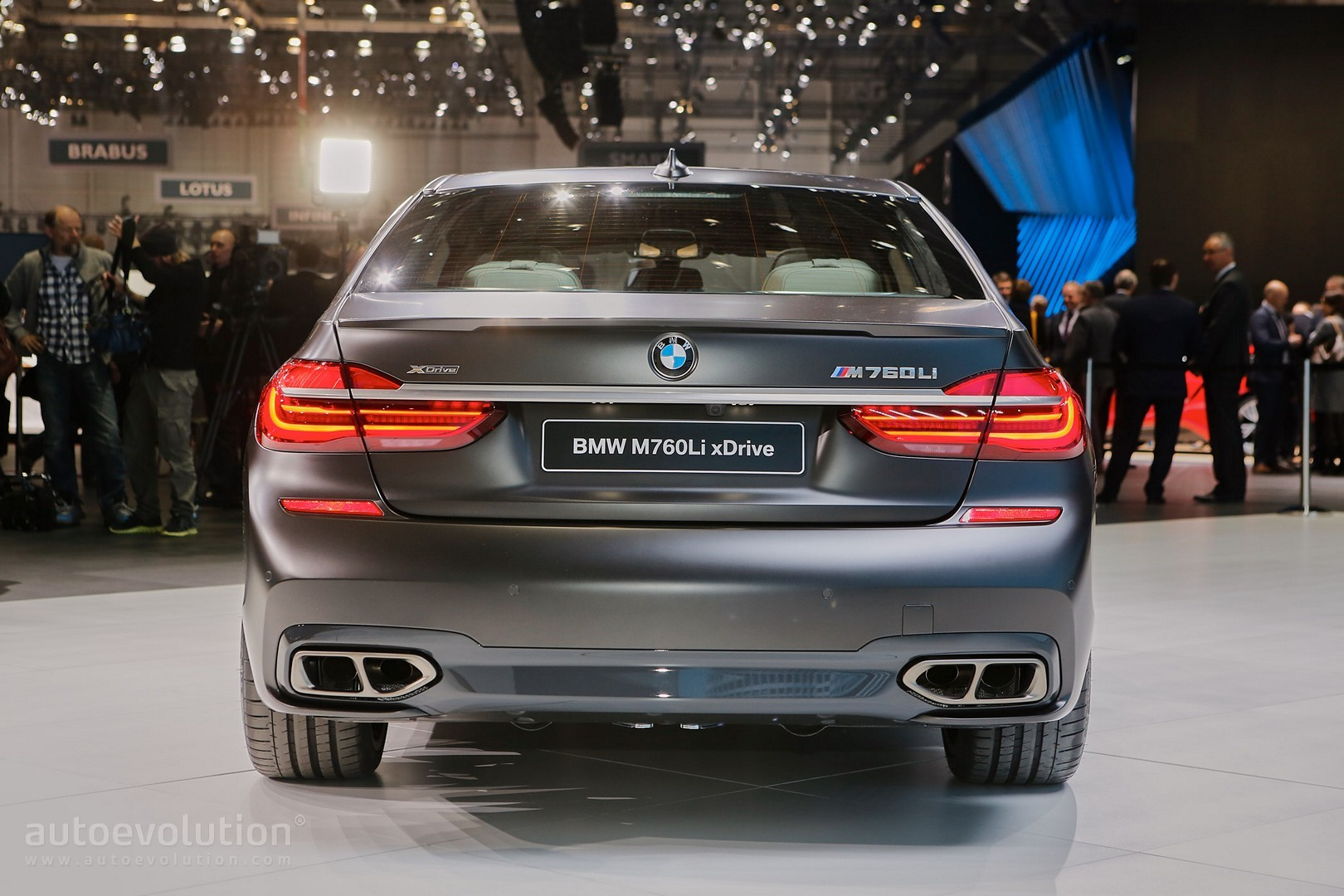 Bmw Recalls 2017 2018 M760li For Possible Oil Leak Issue