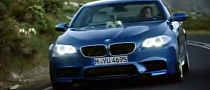 BMW Releases First M5 Commercial [Video]