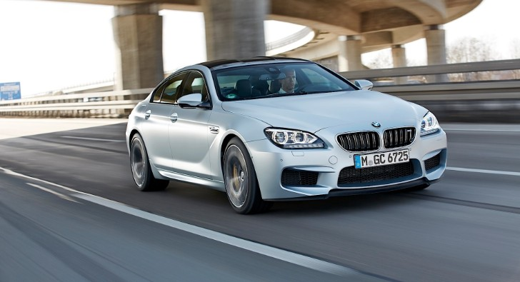 BMW Releases New Photos of the M6 Gran Coupe [Photo Gallery]