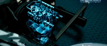 BMW Releases TwinPower Turbo Engine CGI Video