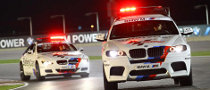 BMW Remains Official Car of MotoGP Until 2016