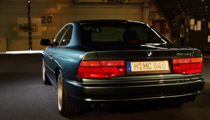 BMW Remembers the 8 Series [Video]
