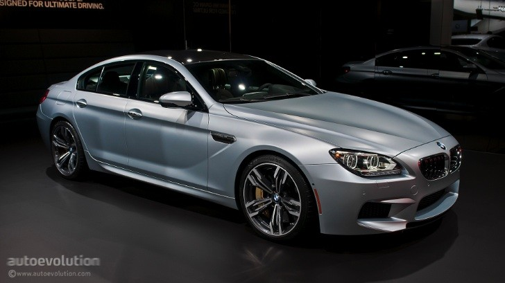 BMW Reports Record Sales in 2012