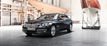 BMW Reveals 760 Li Sterling Robbe & Berking Edition [Photo Gallery]