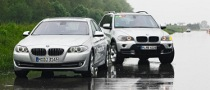 BMW Reveals Active Hazard Braking Project