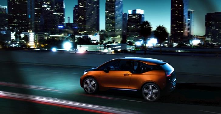 BMW Reveals i3 Coupe Concept Ahead of 2012 LAIAS - autoevolution