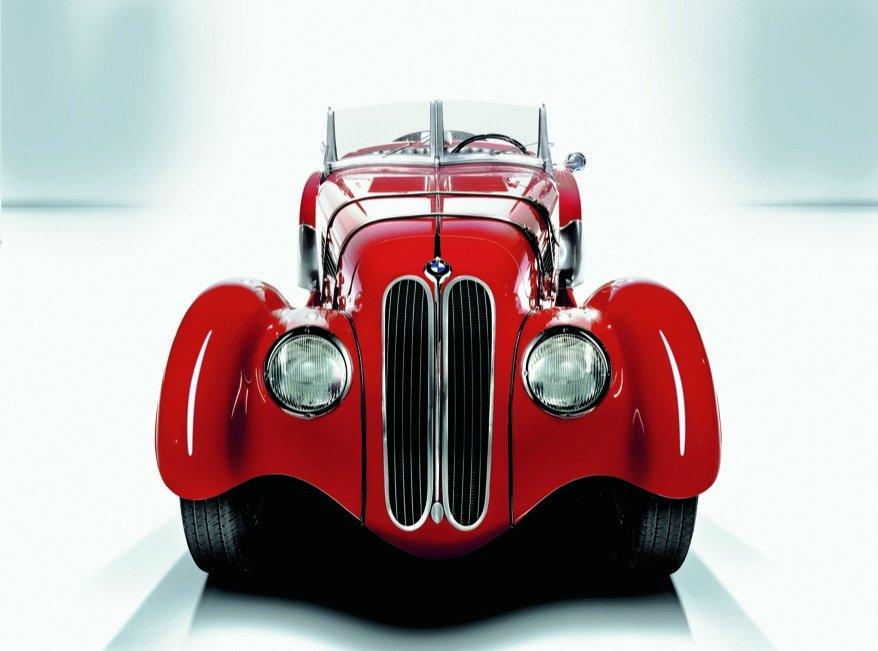 BMW Roadster Evolution, Pics Aplenty - autoevolution