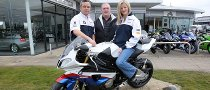 BMW S 1000 RR to Be Raced by Maria Costello at Isle of Man TT
