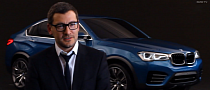 BMW's Head of Exterior Design Talks about the X4 [Video]