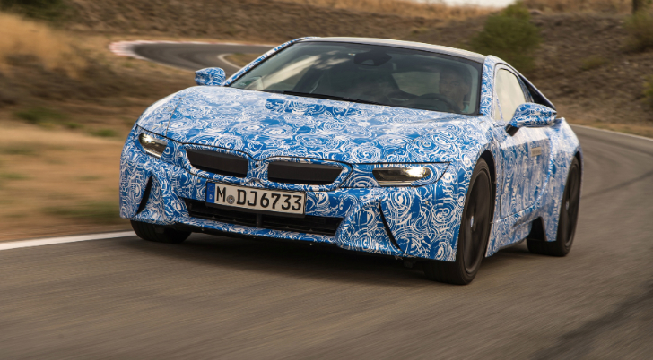 Bmw S I8 Will Be The First Car In The World To Use Gorilla Glass