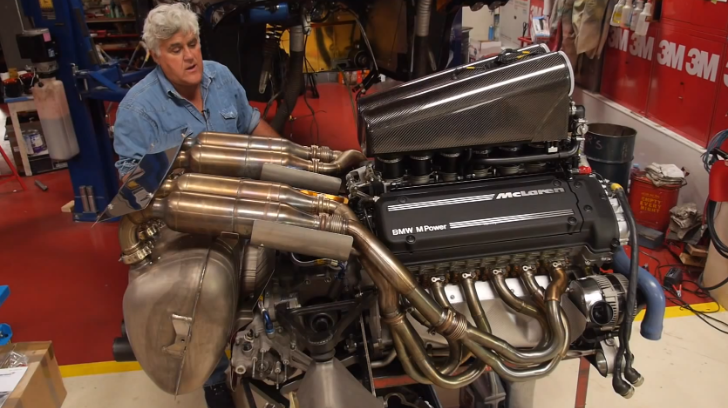 BMW's S70/2 Engine Showcased in Jay Leno's Garage [Video]