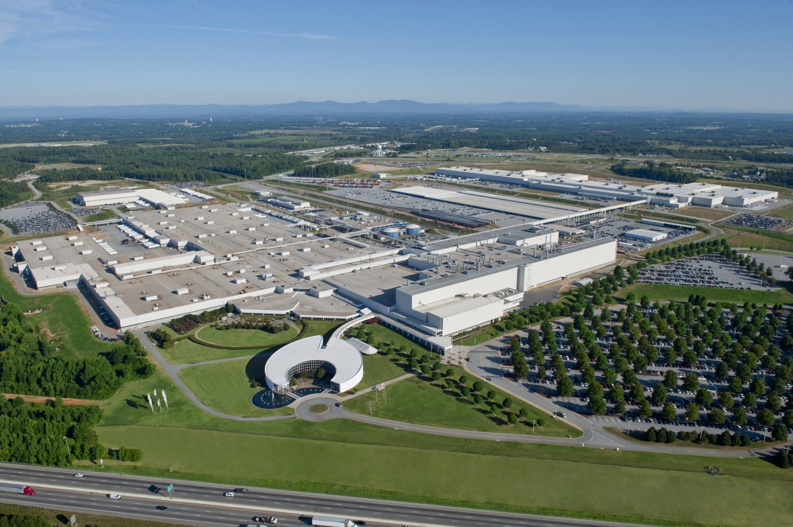 Bmw S South Carolina Plant Changes Leadership Autoevolution