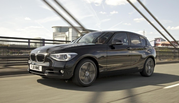 BMW Sales Increased 6.6% in January
