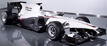 BMW Sauber Reveal C29 in Valencia