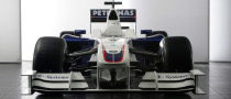 BMW Sauber Reveal new F1.09