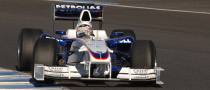 BMW Sauber Tops Bahrain Testing on Monday