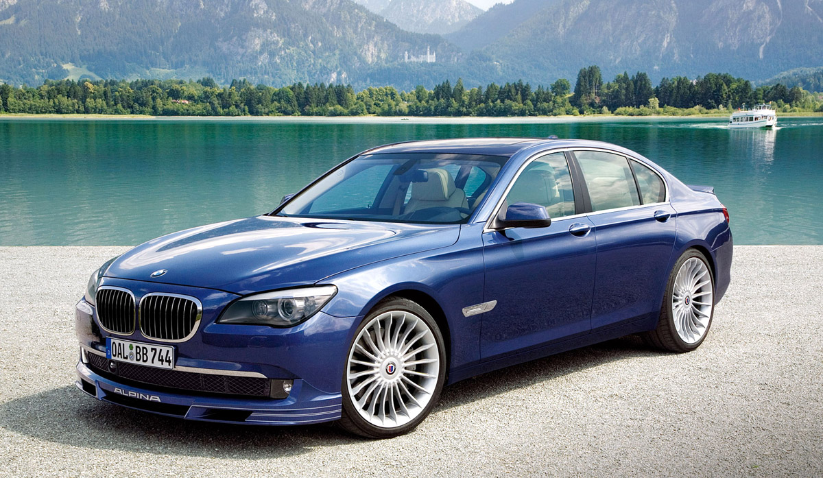 BMW Says M Is Not Needed As Alpinas B Fits That Role Autoevolution - Bmw m7 alpina
