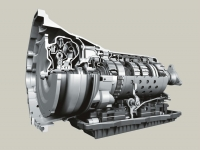 ZF eight-speed automatic tranny