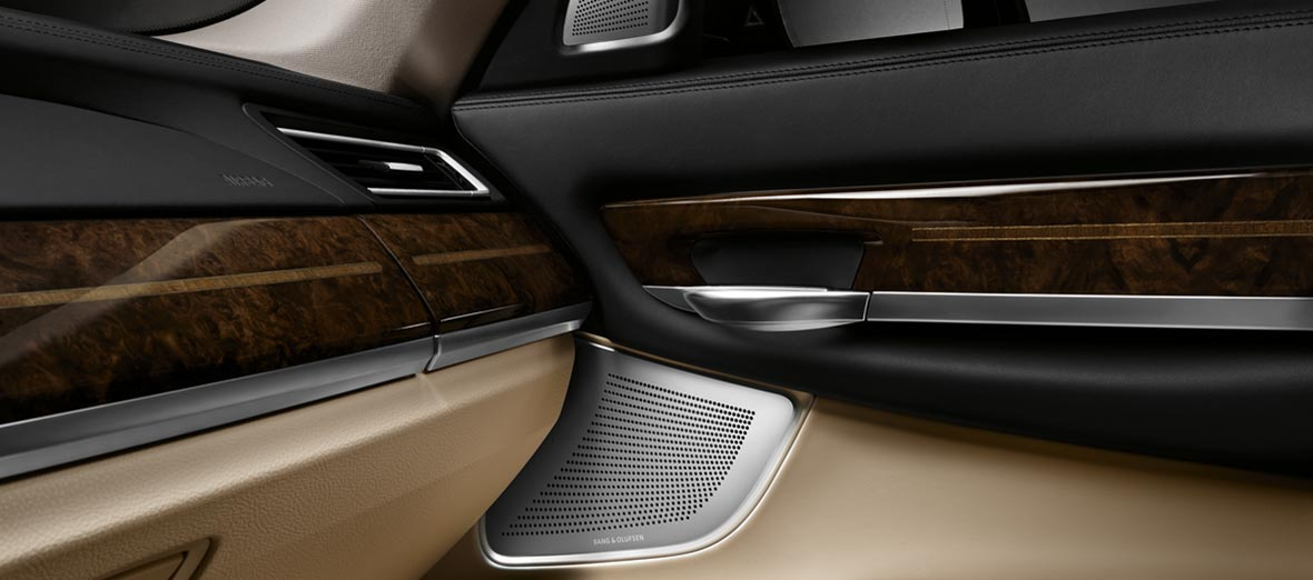 BMW Showcases Hi-Fi Audio System with a New Commercial