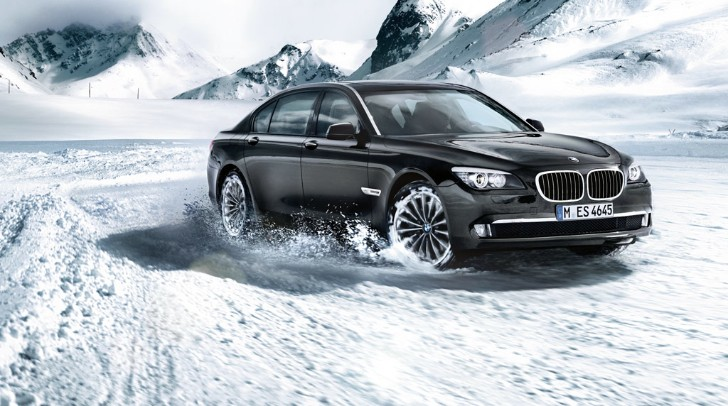 BMW Showcases xDrive System in Denver