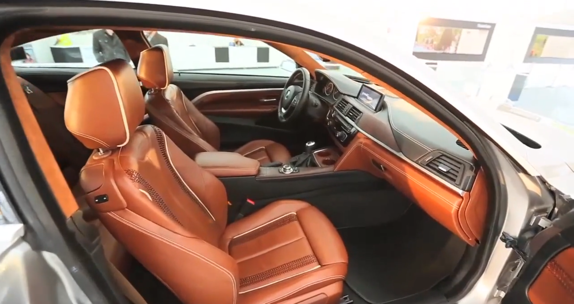 BMW Showcases The Interior Of The Upcoming Series Autoevolution - Bmw 4 series interior