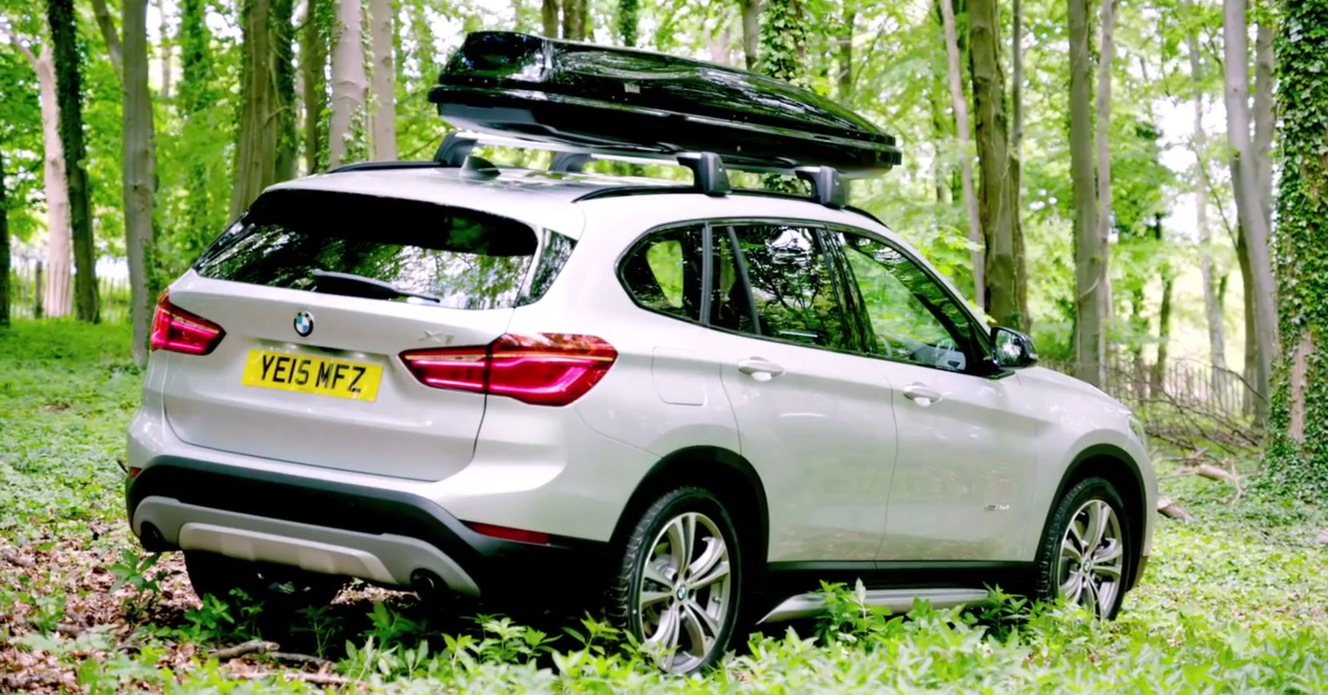 BMW Showcases X1 Accessories, We Fall In Love with Its Shape