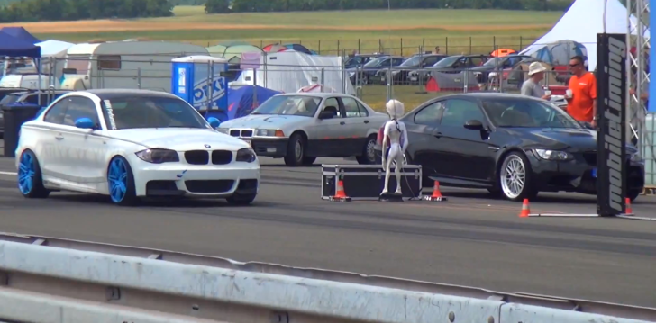 BMW Showdown: 135i Vs E92 M3 [Video]