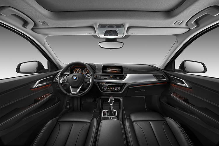Bmw Shows 1 Series Sedan Interior Ahead Of Guangzhou Show Debut