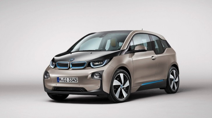 BMW Shows i3 in New York, London and Beijing [Photo Gallery]