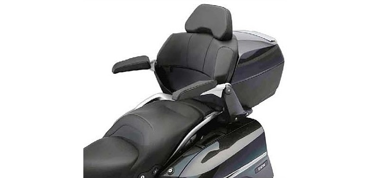 BMW Shows K 1600 GTL Armrests, Not the Cheapest Upgrade Out There