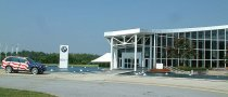 BMW Spartanburg Plant Almost Ready