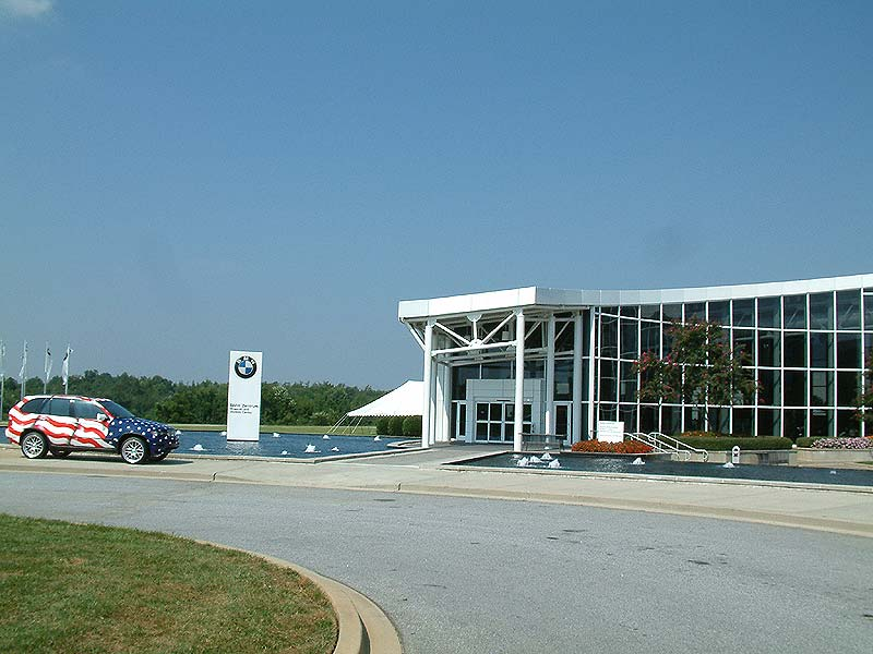 Bmw Spartanburg Plant Almost Ready Autoevolution
