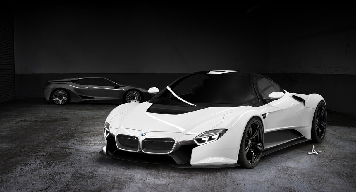 Bmw supercar not possible due to lack of resources report autoevolution