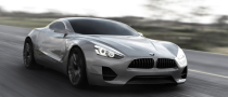 BMW S.X. Concept Renderings