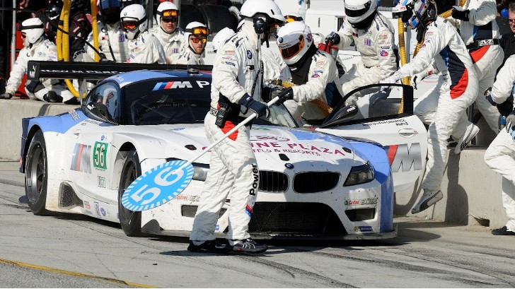 BMW Team RLL Finishes on Podium at Laguna Seca [Photo Gallery]