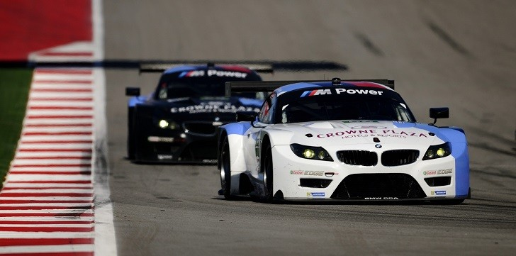 BMW Team RLL Finishes Third and Fourth at COTA
