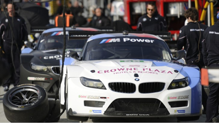 BMW Team RLL Gets Back on Track at Lime Rock Park