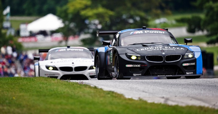 BMW Team RLL Has Disappointing Run at Road America