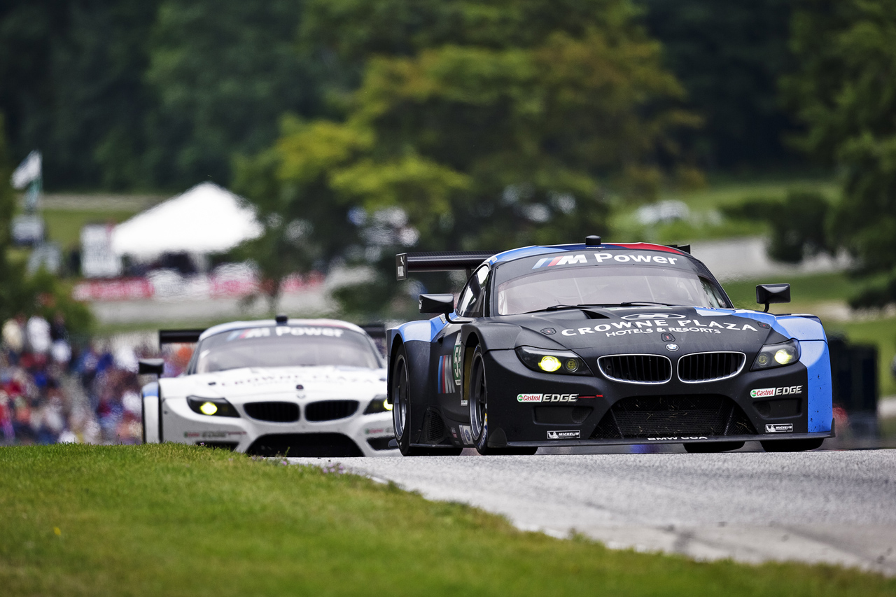 Bmw Team Rll Has Disappointing Run At Road America Autoevolution