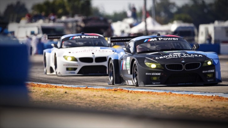 BMW Team RLL Heads for Long Beach