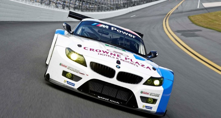 BMW Team RLL Is Getting Ready for Grand Prix of Baltimore