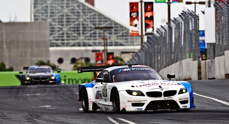 BMW Team RLL on Podium at Baltimore [Photo Gallery]