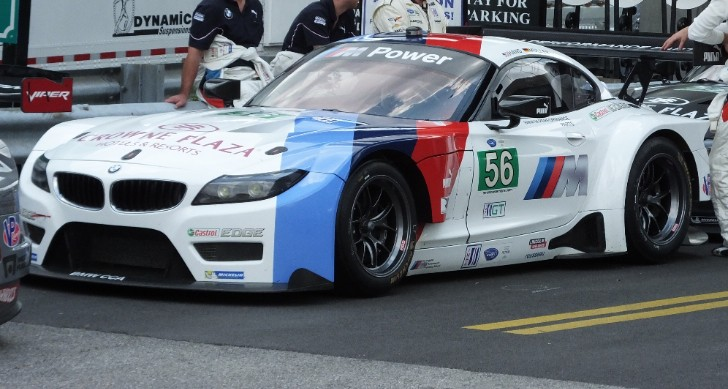 BMW Team RLL Prepares for VIR Race in American Le Mans