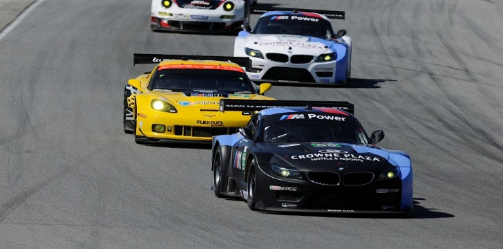 BMW Team RLL Races for 2 Titles This Weekend at Petit Le Mans
