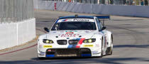 BMW Team RLL Scores Second ALMS Win at Long Beach