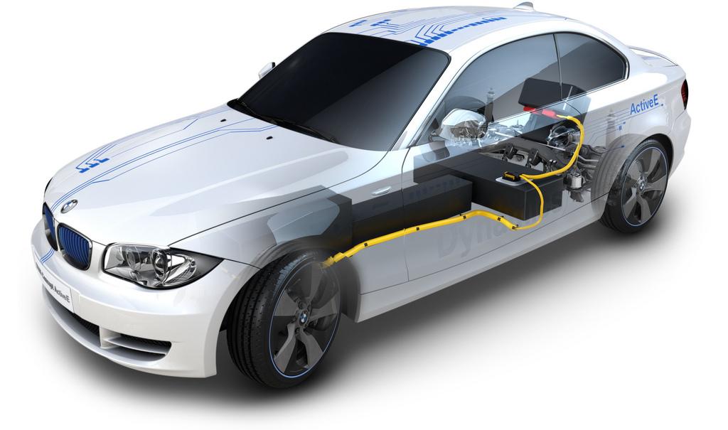 Bmw To Build Activee In 2011 Autoevolution