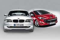 BMW links its hybrid future to PSA